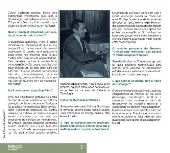 Entrevista 3 - Fernando de Mendonça
